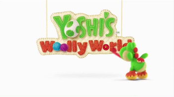 Yoshi's Woolly World TV Spot, 'Yarn Yoshi' - Thumbnail 1