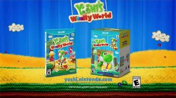 Yoshi's Woolly World TV Spot, 'Yarn Yoshi' - Thumbnail 8