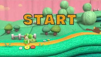 Yoshi's Woolly World TV Spot, 'Yarn Yoshi' - Thumbnail 2