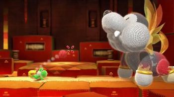 Yoshi's Woolly World TV Spot, 'Yarn Yoshi' - Thumbnail 3