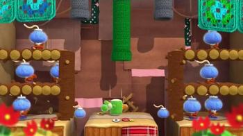 Yoshi's Woolly World TV Spot, 'Yarn Yoshi' - Thumbnail 4