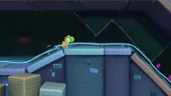 Yoshi's Woolly World TV Spot, 'Yarn Yoshi' - Thumbnail 5