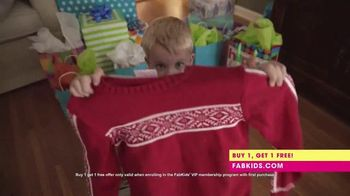FabKids.com TV Spot, 'Make Clothes Fun'