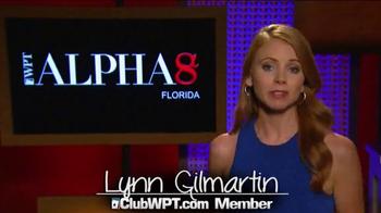 ClubWPT TV Spot, 'High Roller' Featuring Lynn Gilmartin