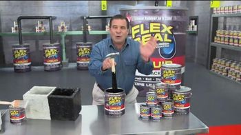 Flex Seal Liquid TV Spot, 'Brush it, Roll it, Dip it, Pour it!'