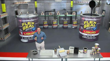 Flex Seal Liquid TV Spot, 'Brush it, Roll it, Dip it, Pour it!' - Thumbnail 1