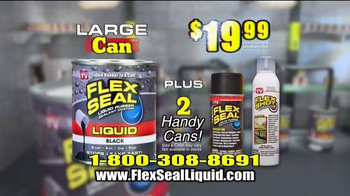 Flex Seal Liquid TV Spot, 'Brush it, Roll it, Dip it, Pour it!' - Thumbnail 10