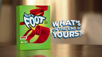 Fruit by the Foot TV Spot, 'Twins' - Thumbnail 9