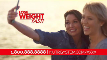Nutrisystem Tubro10 Shakes TV Spot, 'B&A's First Step' - Thumbnail 1