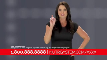 Nutrisystem Tubro10 Shakes TV Spot, 'B&A's First Step' - Thumbnail 4