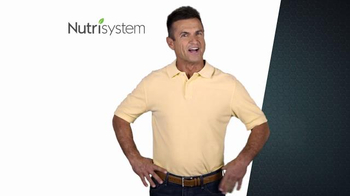 Nutrisystem Turbo10 Shakes TV Spot, 'Dan, Put Down the Pie' Ft. Dan Marino - Thumbnail 1