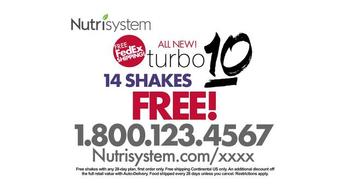 Nutrisystem Turbo10 Shakes TV Spot, 'Dan, Put Down the Pie' Ft. Dan Marino - Thumbnail 10