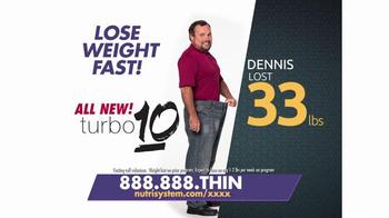 Nutrisystem Turbo10 Shakes TV Spot, 'Dan, Put Down the Pie' Ft. Dan Marino - Thumbnail 4