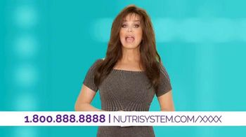 Nutrisystem Turbo 10 TV Spot, 'Tummy Talk 2' Featuring Marie Osmond - 1325 commercial airings
