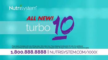 Nutrisystem Turbo 10 TV Spot, 'Tummy Talk 2' Featuring Marie Osmond - Thumbnail 7