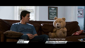 Time Warner Cable On Demand TV Spot, 'Ted 2'