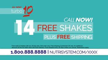 Nutrisystem Turbo 10 TV Spot, 'No Sweat' Featuring Marie Osmond - Thumbnail 6
