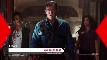 XFINITY Latino TV Spot, 'Ash vs. Evil Dead' [Spanish] - Thumbnail 8