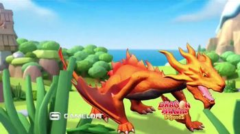 Dragon Mania Legends TV Spot, 'Explore the World of Dragons'