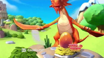 Dragon Mania Legends TV Spot, 'Explore the World of Dragons' - Thumbnail 3