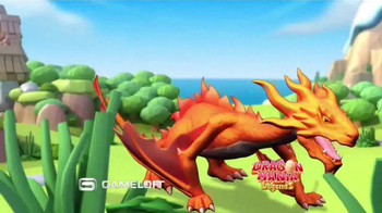 Dragon Mania Legends TV Spot, \'Explore the World of Dragons\'