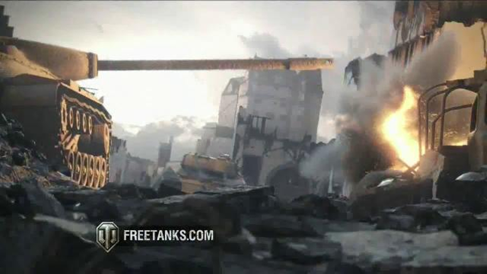 World of Tanks TV Commercial, 'Test Yourself'
