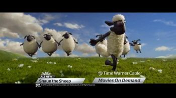 Time Warner Cable On Demand TV Spot, 'Shaun the Sheep and Snow Queen'