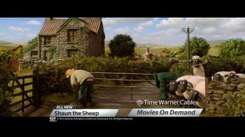 Time Warner Cable On Demand TV Spot, 'Shaun the Sheep and Snow Queen' - Thumbnail 2