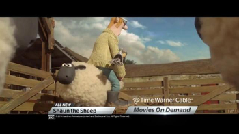 Time Warner Cable On Demand TV Spot, 'Shaun the Sheep and Snow Queen' - Thumbnail 5