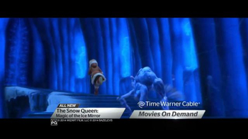Time Warner Cable On Demand TV Spot, 'Shaun the Sheep and Snow Queen' - Thumbnail 6