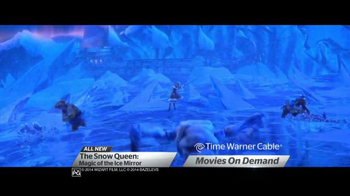 Time Warner Cable On Demand TV Spot, 'Shaun the Sheep and Snow Queen' - Thumbnail 7