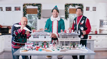 Dish Network TV Spot, 'HGTV: Your Home for the Holidays' Feat. Duff Goldman - Thumbnail 1