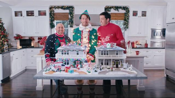 Dish Network TV Spot, 'HGTV: Your Home for the Holidays' Feat. Duff Goldman - Thumbnail 8