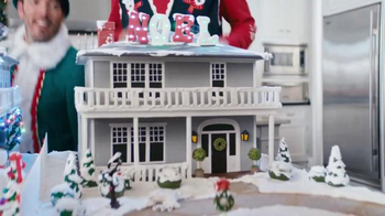 Dish Network TV Spot, 'HGTV: Your Home for the Holidays' Feat. Duff Goldman - Thumbnail 4