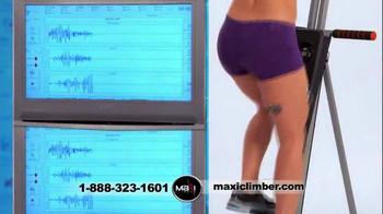MaxiClimber TV Spot, 'Rutina de ejercicio' [Spanish] - Thumbnail 4