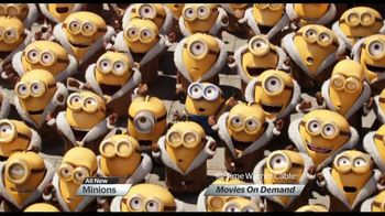 Time Warner Cable On Demand TV Spot, 'Minions'