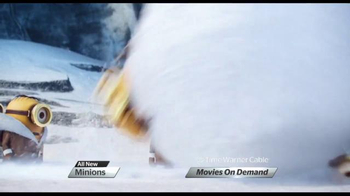 Time Warner Cable On Demand TV Spot, 'Minions' - Thumbnail 5