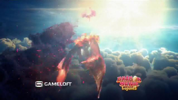Dragon Mania Legends TV Spot, 'CGI' - Thumbnail 2