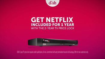 Dish Network TV Spot, 'Watch Netflix for One Year on Us' - Thumbnail 9