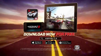 Asphalt 8: Airborne TV Spot, 'Ultimate Racing Experience' - Thumbnail 3
