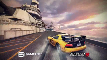 Asphalt 8: Airborne TV Spot, 'Ultimate Racing Experience' - Thumbnail 1