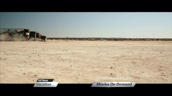 Time Warner Cable On Demand TV Spot, 'Vacation' - Thumbnail 4