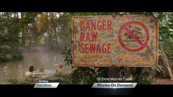 Time Warner Cable On Demand TV Spot, 'Vacation' - Thumbnail 6