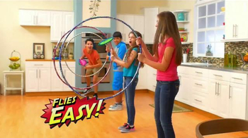 Flexi-Frisbee Disc TV Spot, 'Flying Discs' - 71 commercial airings