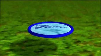 Flexi-Frisbee Disc TV Spot, 'Flying Discs' - Thumbnail 5