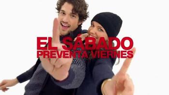 Macy's La Venta de Un Día TV Spot, 'Ropa activa y joyería' [Spanish] - Thumbnail 10
