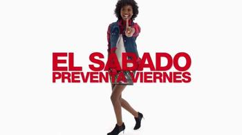 Macy's La Venta de Un Día TV Spot, 'Ropa activa y joyería' [Spanish] - Thumbnail 2