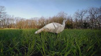 Flambeau Outdoors MAD Smoky Baby TV Spot, 'Turkey Decoy'