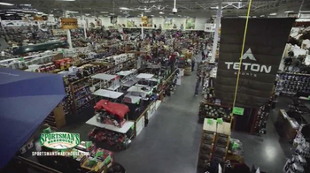 Sportsman's Warehouse TV Spot, 'The Gear You Need' - Thumbnail 4