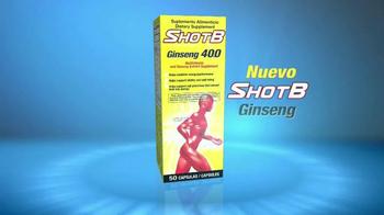 Shot B Ginseng TV Spot, 'El cansancio' [Spanish] - Thumbnail 2
